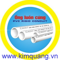 Ống luồn cứng Cadivi