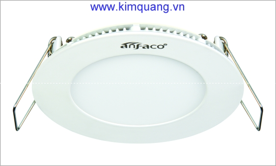 LED panel AFC tròn - LED downlight âm trần AFC 668