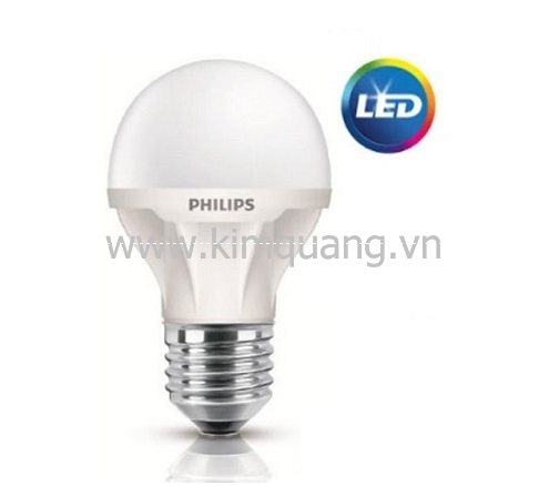 Bóng Philips Led bulbs 6W