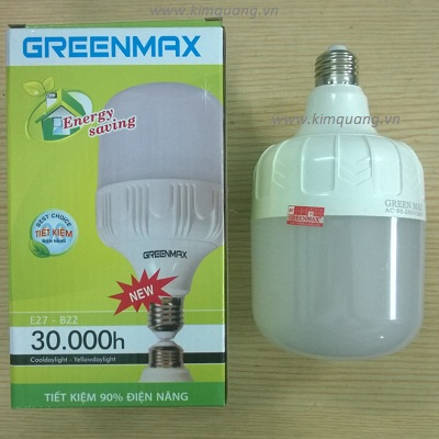 Bóng Led bulb GreenMax 28W