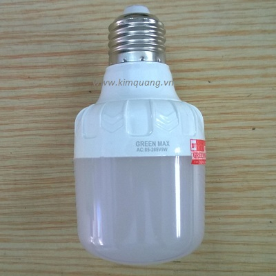 Bóng Led bulb GreenMax 9W